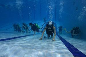 Cours de plongée uqam